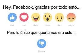 Memes Para Facebook En Espaã Ol - mejores memes de los nuevos â me gustaâ de facebook regeneraciã n
