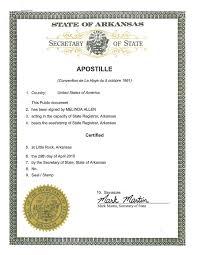 Arkansas travel docs images Arkansas apostille apostille service by jpg