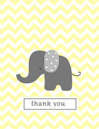 baby shower gift card thank you thank you card for baby gifts
