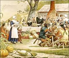 the story of the thanksgiving the daily arch