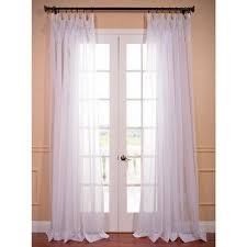 Sheer Curtains Let Daylight Through But Keep Privacy Yo2mo Com