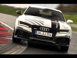 audi a7 self driving audi rs7 no driver 149mph audi self driving car high speed