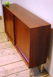 Shallow Desk 98209 A Shallow Mid Century Rosewood Credenza Circa 1960 Sold