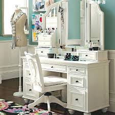 Vanity Set For Bathroom On Sale by Mayfair Dressing Table With Trifold Mirror And Stool Tag Tri Fold