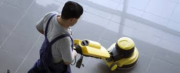 professional floor maintenance cleaning services