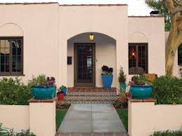 small spanish style homes curb appeal tips for mediterranean style homes hgtv