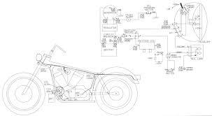 harley sportster engine diagram wiring diagrams
