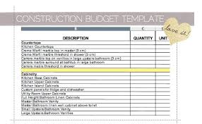 renovations budget template renovations budget template expin franklinfire co