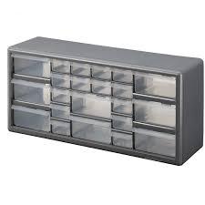 stack on 22 bin plastic drawer cabinet walmart canada