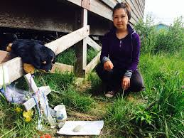 a year after roxanne smart was killed chevak still waits for justice