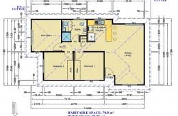 Two Bedroom Granny Flat Floor Plans Granny Flat Designs Granny Flat Floor Plans Sydney