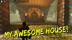 reign of kings my awesome house youtube
