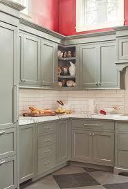 spray paint kitchen cabinets hertfordshire open corner cabinet in this kitchen designed