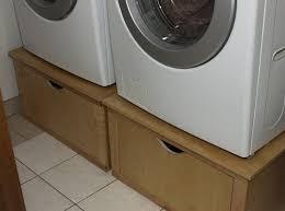 Build Washer Dryer Pedestal Washer And Dryer Pedestals By Flossy Lumberjocks Com