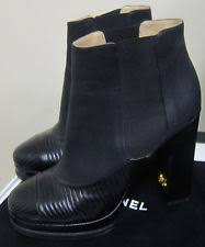 s suede ankle boots size 9 chanel ankle boots for us size 9 ebay