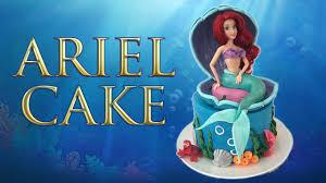 cake how to ariel mermaid cake how to cook that reardon