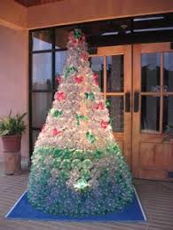 cool 45 brilliant and inspiring recycled christmas tree decoration