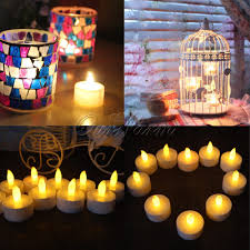 12pcs lot led candle light flameless candle lights for wedding