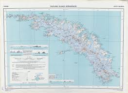 Map Of Caribbean Islands And South America by