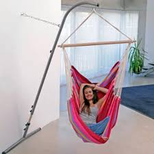 palmera overhead hanging chair stand byer of maine byer of maine