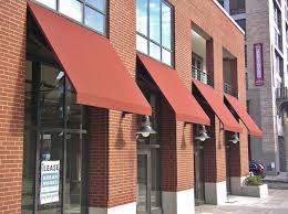 Modern Awnings Commercial Gallery Storefront