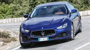 maserati ghibli sedan maserati ghibli diesel 2016 review by car magazine
