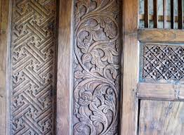 20 best ideas of carved wood wall