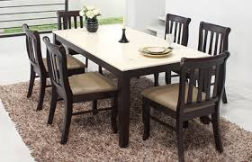 seoul furniture rental dining room set dining table for 2 4 6