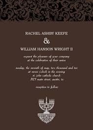 wedding invitation templates word start creating modern invitations