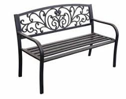 Personalized Park Bench Metal Park Benches For Sale Foter
