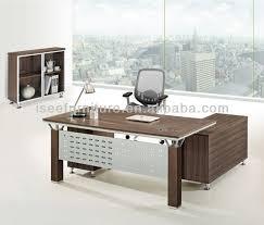 Standard Desk Size Office Modern Office Furniture Standard Office Desk Dimensions Ib009