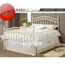 European Style Bedroom Furniture by Style Wrought Iron Bed Single Or Double Sweet Princess Bed Metal