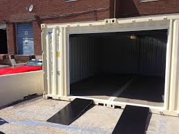 shipping container garage new used modified shipping