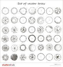 tree plan silhouette vector buscar con google grafismo