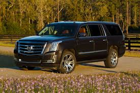 future cadillac escalade super sized luxury cadillac escalade esv bigger bolder than ever