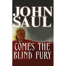 Saul Blind Comes The Blind Fury Unabridged Cd Spoken Word John Saul