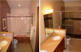 Small Bathroom Makeover Ideas On A Budget - lovely bathroom remodel ideas before and after with cheap before
