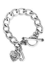 silver link bracelet charms images Modern charm bracelets jpg