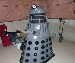 cardboard dalek 6 steps with pictures