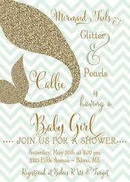 mermaid baby shower invitations printable mermaid baby shower invitations shabby chic mermaid