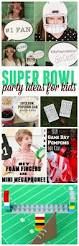 super bowl party ideas for kids