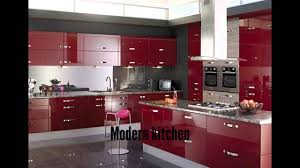 High Gloss Paint For Kitchen Cabinets Modern Kitchen Themes Youtube