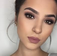 Make Up bring back simple elegance with matte makeup yishifashion