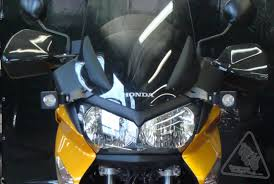 denali auxiliary headlight mounting kit for honda xl1000v varadero