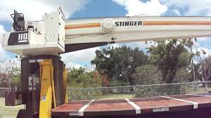 1988 international s2600 ro stinger 175 56 crane boom youtube