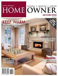 Home Design Magazines South Africa Sa Home Owner