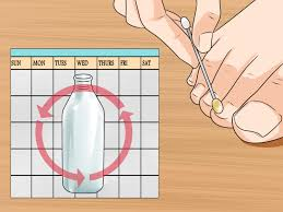 toenail fungus home remedies for better looking nails 3 ways to cure toenail fungus with vinegar wikihow
