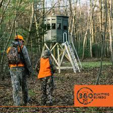 Hunting Blind Windows And Doors Reseller Of 360 Deer Blind In Medford Wi Wisconsin Landcrafters