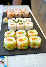 cuisine centrale albi b sushi restaurant de sushis à albi rappelle toi des mets