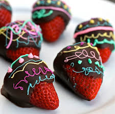 Easy Chocolate Covered Strawberries I A Is For Amaretto Cream Cheese Chocolate Strawberries For Easter